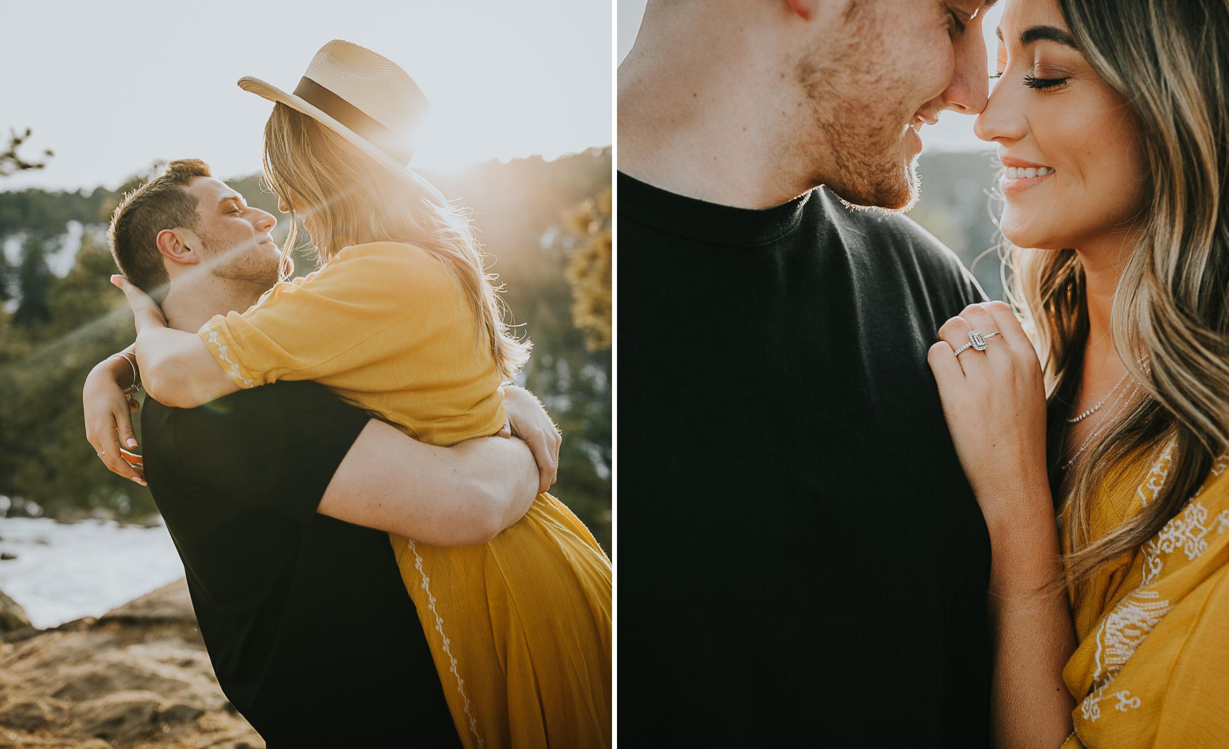 Lookout Mountain Park Denver Colorado Engagement Photographer 11.jpg