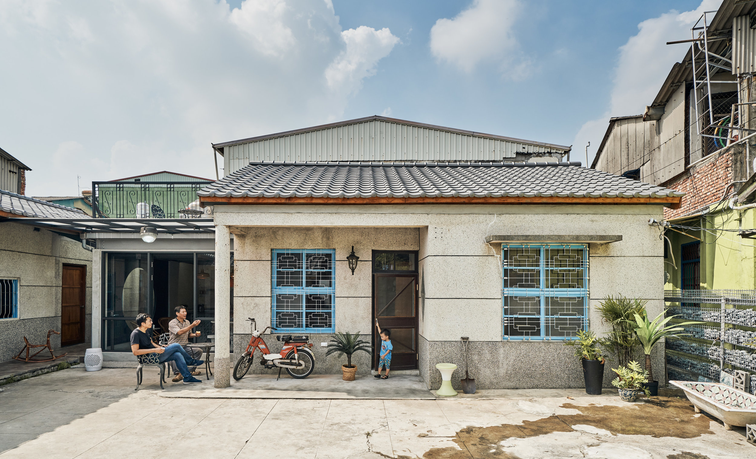 The Living Lab - Pingtung, Taiwan | 2018