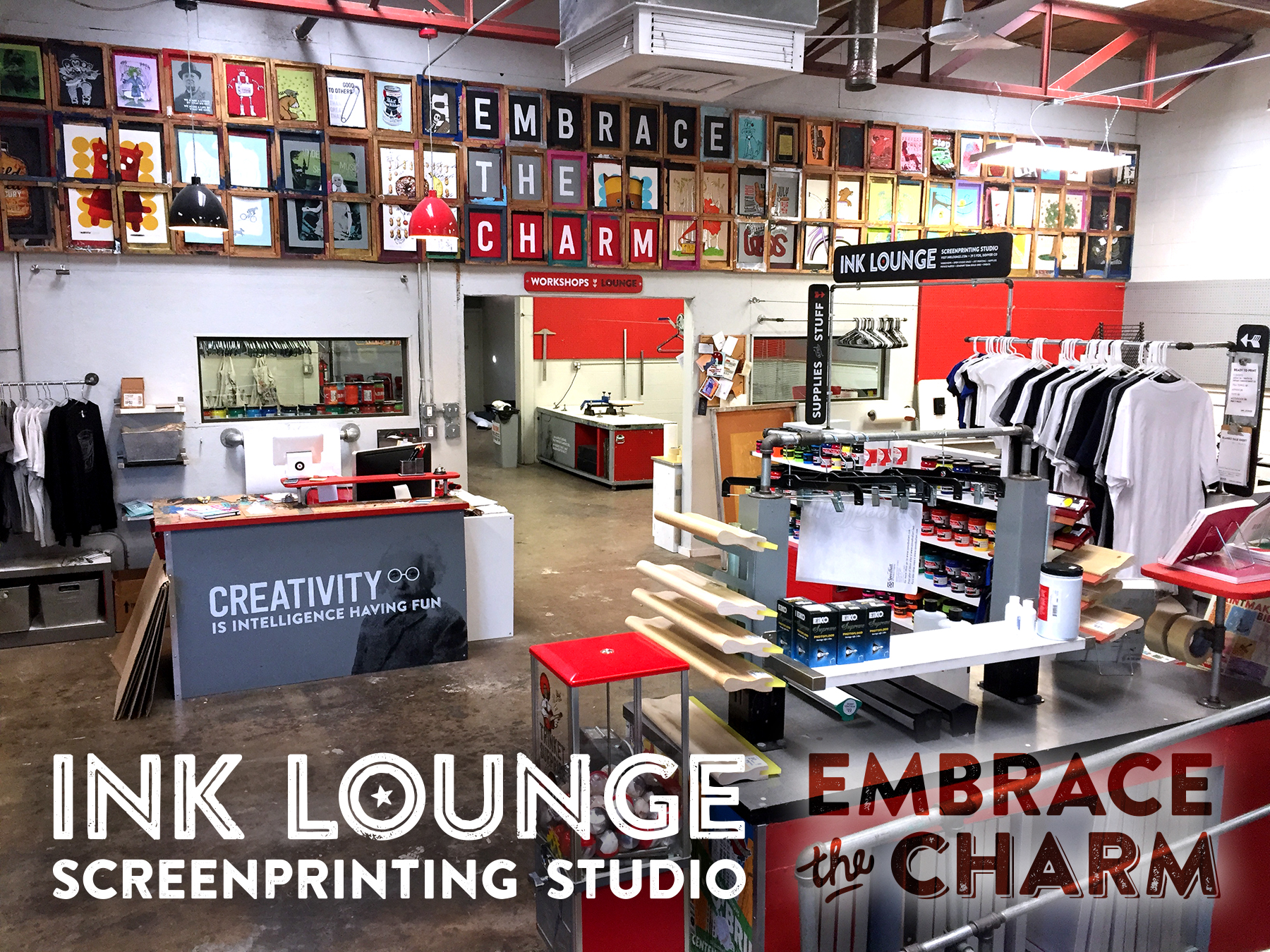 Ink Lounge - 29 S Fox St., Denver, CO 80223