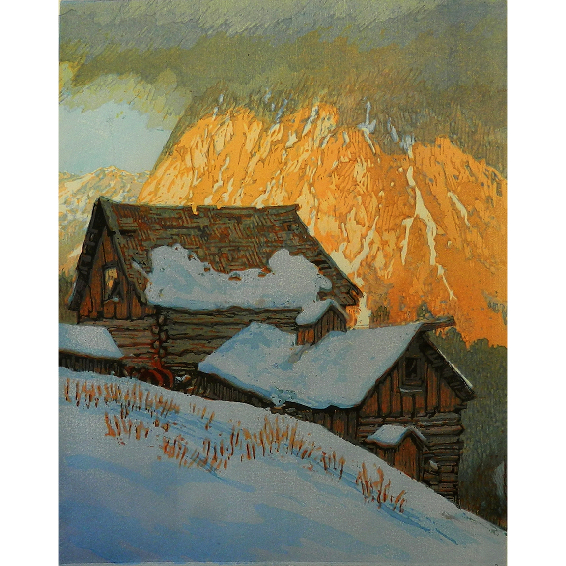 Contemporary Techniques for Moku Hanga with Leon Loughridge - Saturday, March 31, 201810:00 AM - 5:00 PMCost: $65 + $22 materials fee.Art Gym Denver1460 Leyden St., Denver, CO 80220