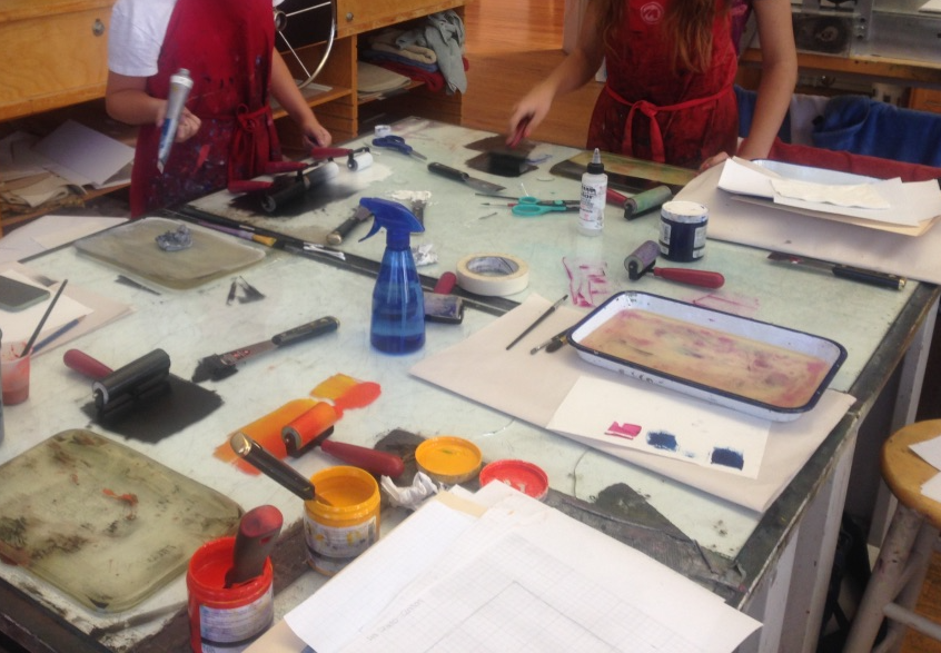 Colorful Gelatin Prints for artists ages 6 - 7 with Emily Moyer - Saturday, March 17, 20189:00 AM - 12:00 PMCost: $37 members / $43 non-membersArt Students League of Denver200 Grant St., Denver, CO 80203
