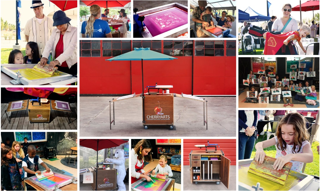 CherryArts Mobile ArtCart: Intro to Screen Printing - Friday, March 16, 20185:00 PM - 8:00 PMFree to attend.GLBT Community Center of Colorado1301 East Colfax Ave., Denver, CO 80218