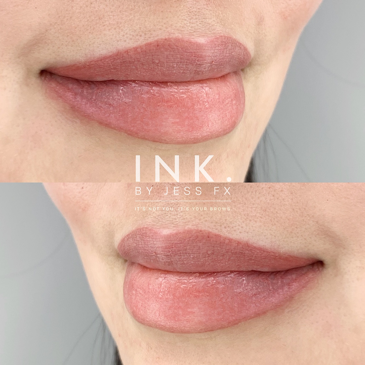 Lip Blush - Before & After