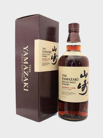Yamazaki-whisky