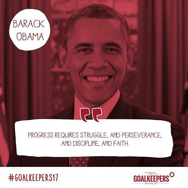 Photo: theglobalgoals #perseverance #beaware