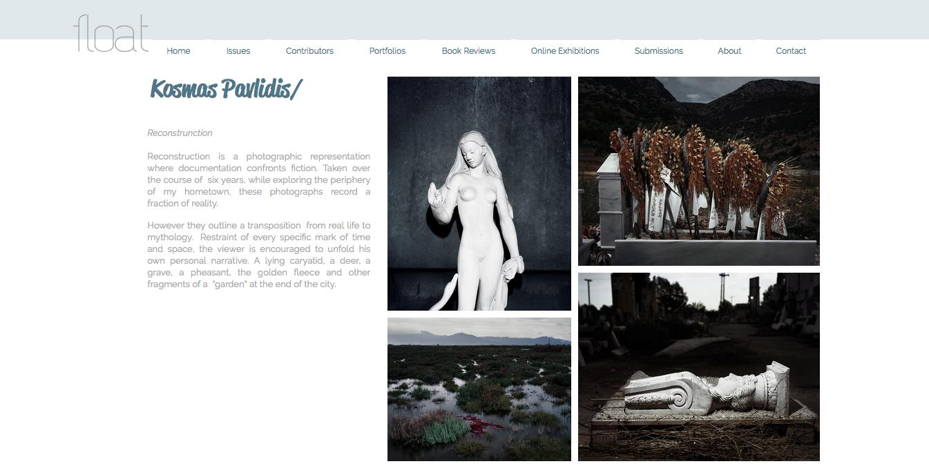 Float magazine Kosmas Pavlidis.jpg
