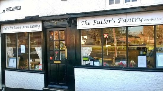 The Butlers Pantry rapeseed oil stockist