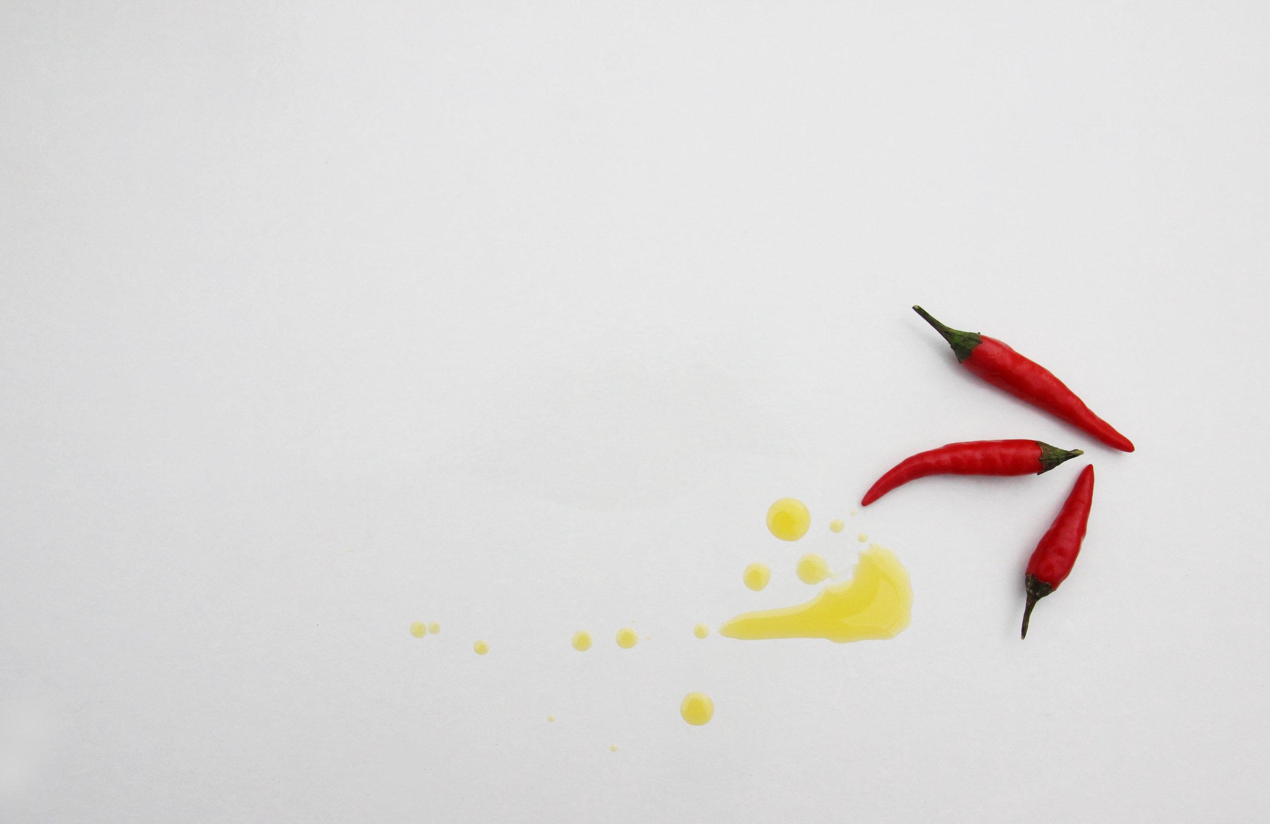 chilli rapeseed oil