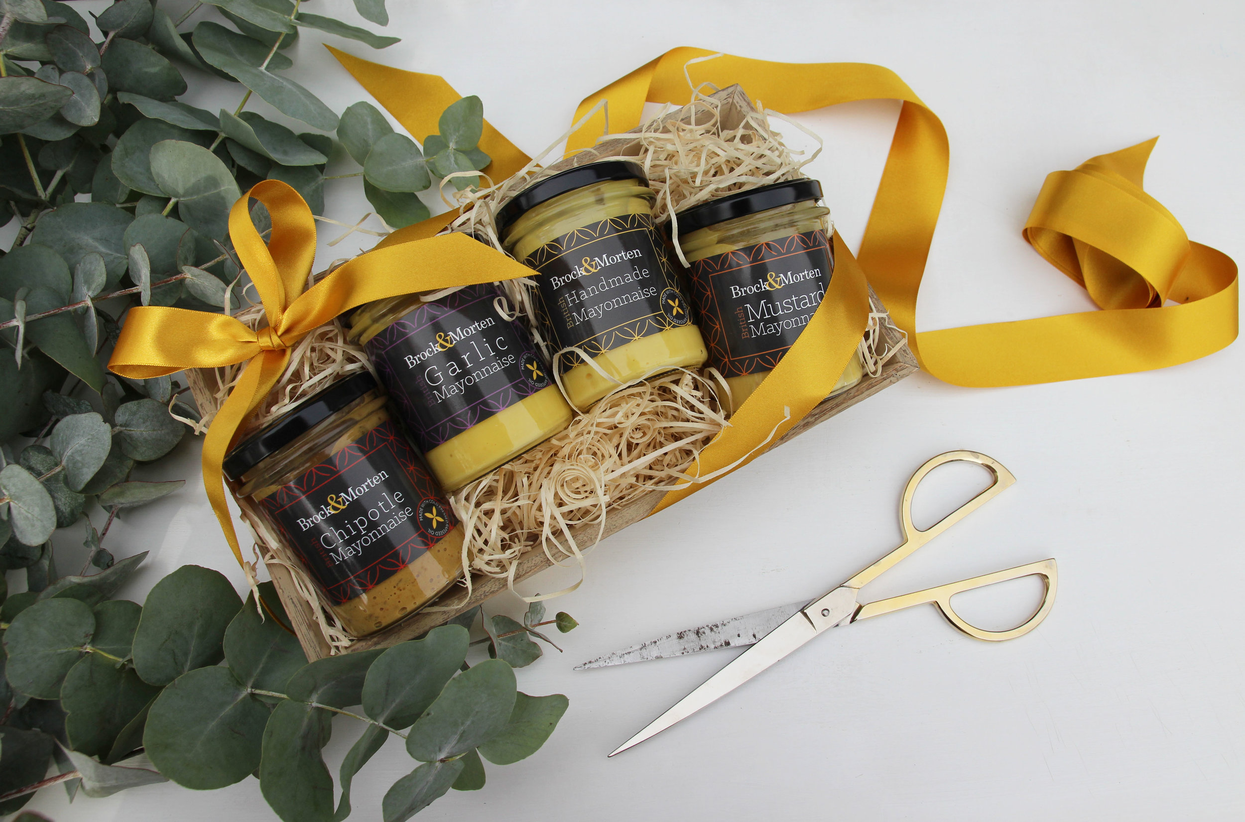 Christmas foodie gift sets