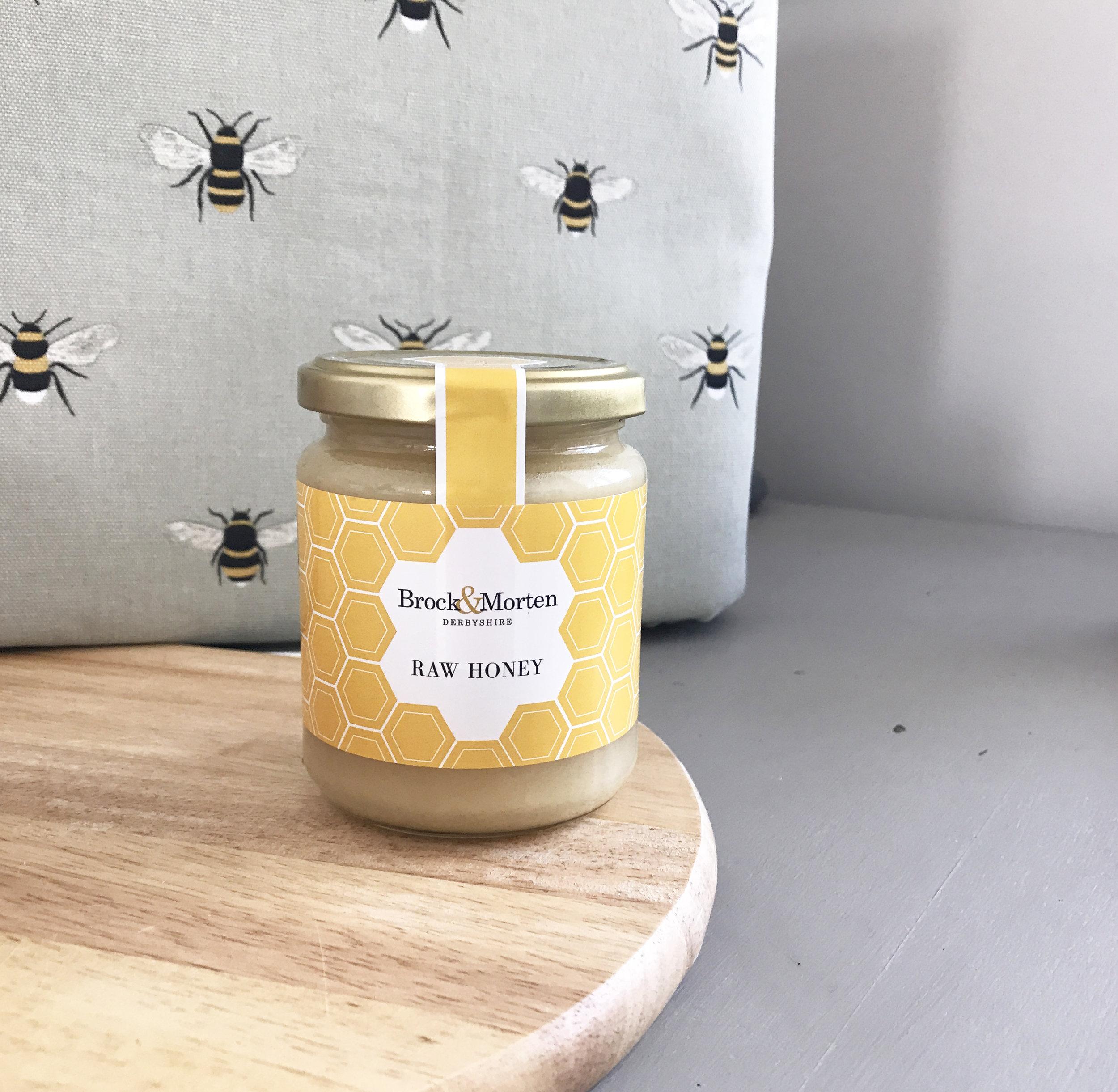 derbyshire honey
