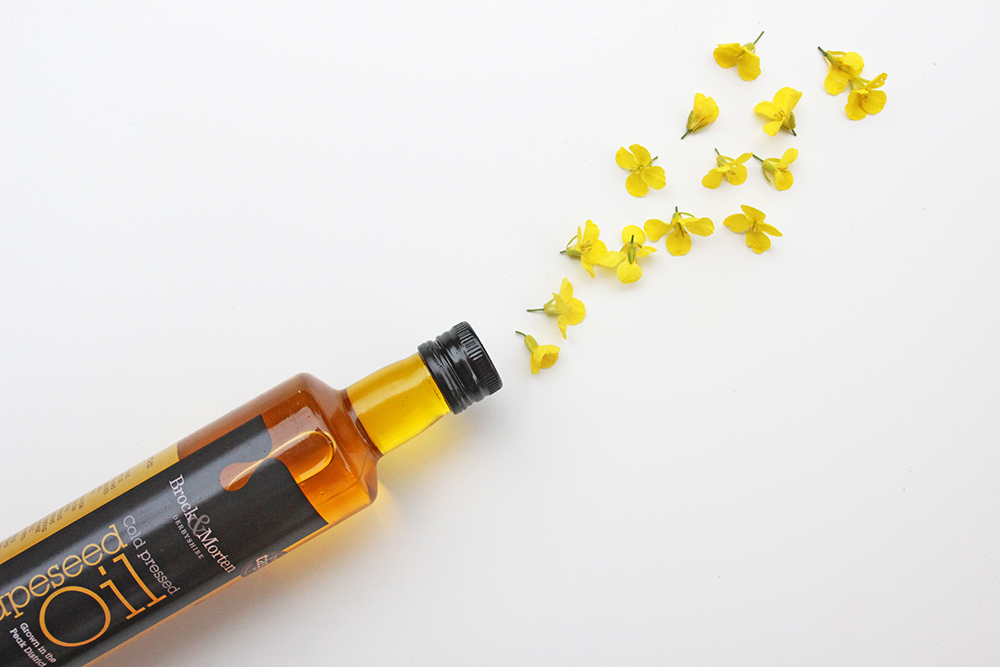 rapeseed oil flower