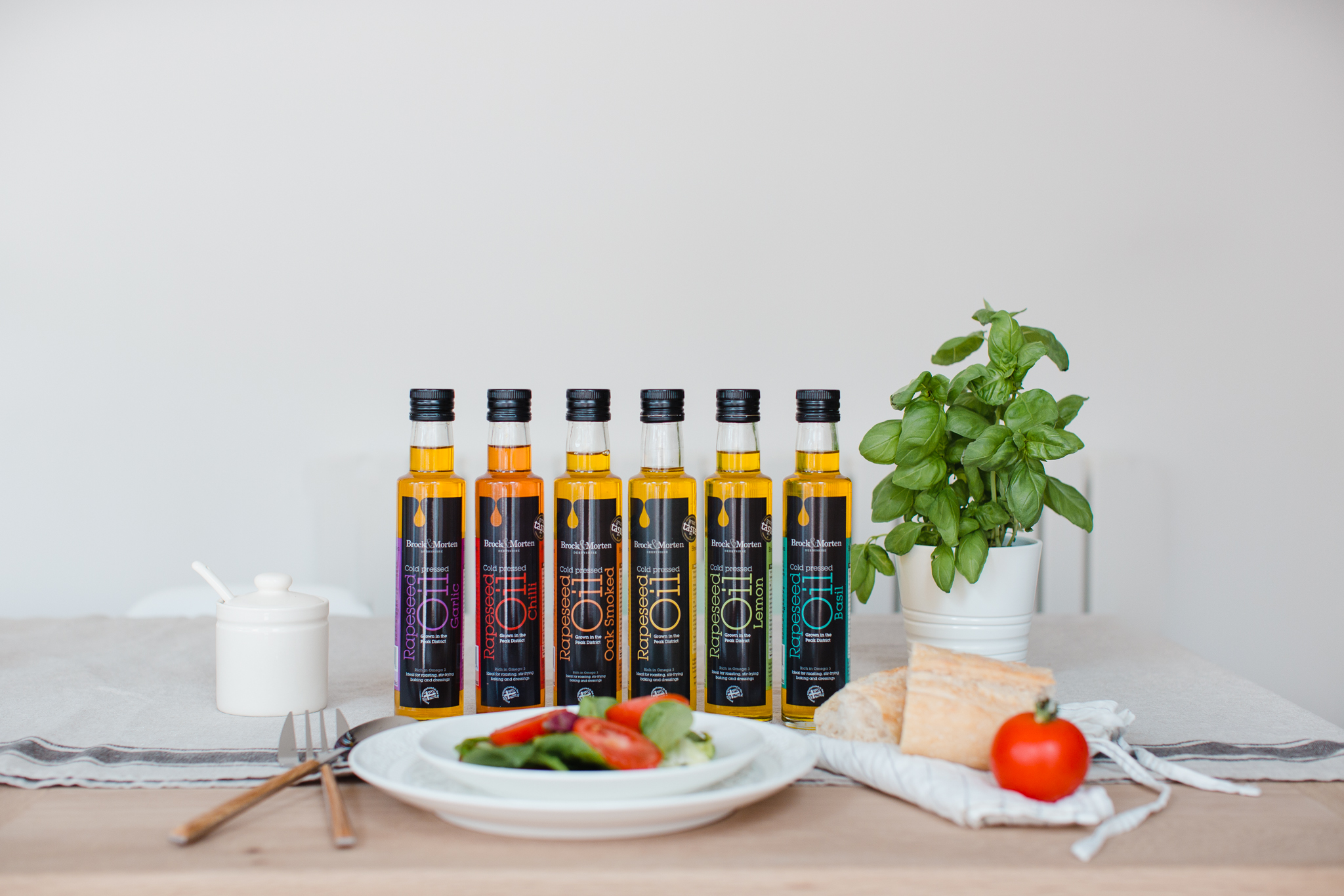 flavoured oil subscription