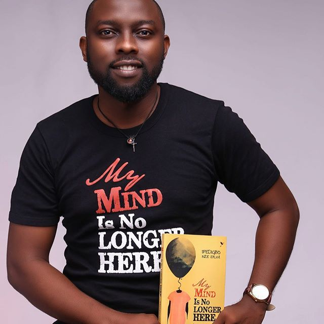 Spotlight on one of our very own Sylva Nze Ifedigbo @Nze sylva author of #MyMindIsNoLongerHere ✨  He was recently interviewed by @literaryeverything  Check out what he had to say to Lady B about his writing, future plans and they got into talking about himself as well.  Link in bio  His book is available on Amazon and via the @okadabooks app  For a print version of the book you can go to @parresiapublishers  #interview #author #writing #writerslife #reading #stories #publishing