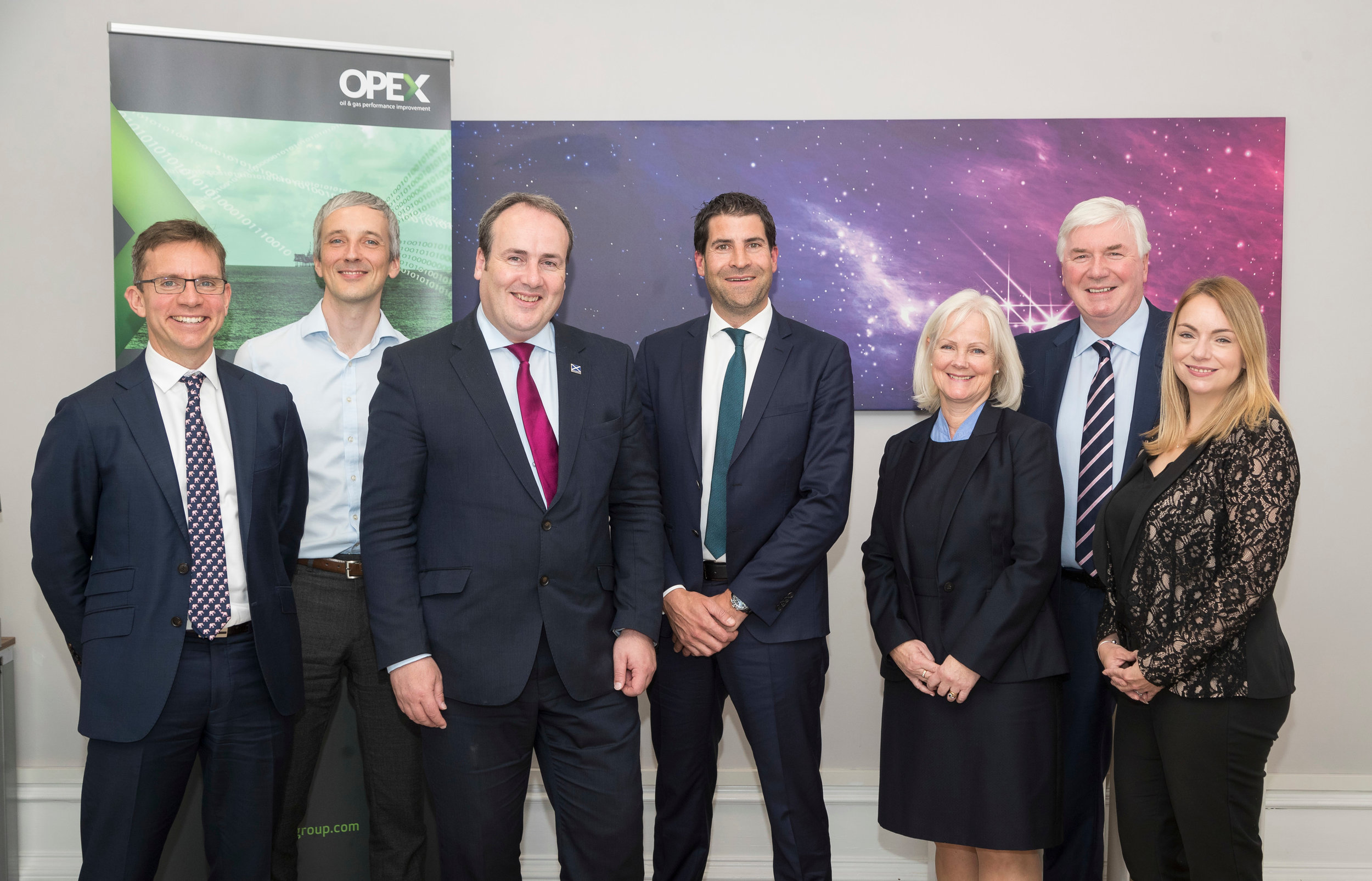 Meeting the OPEX team