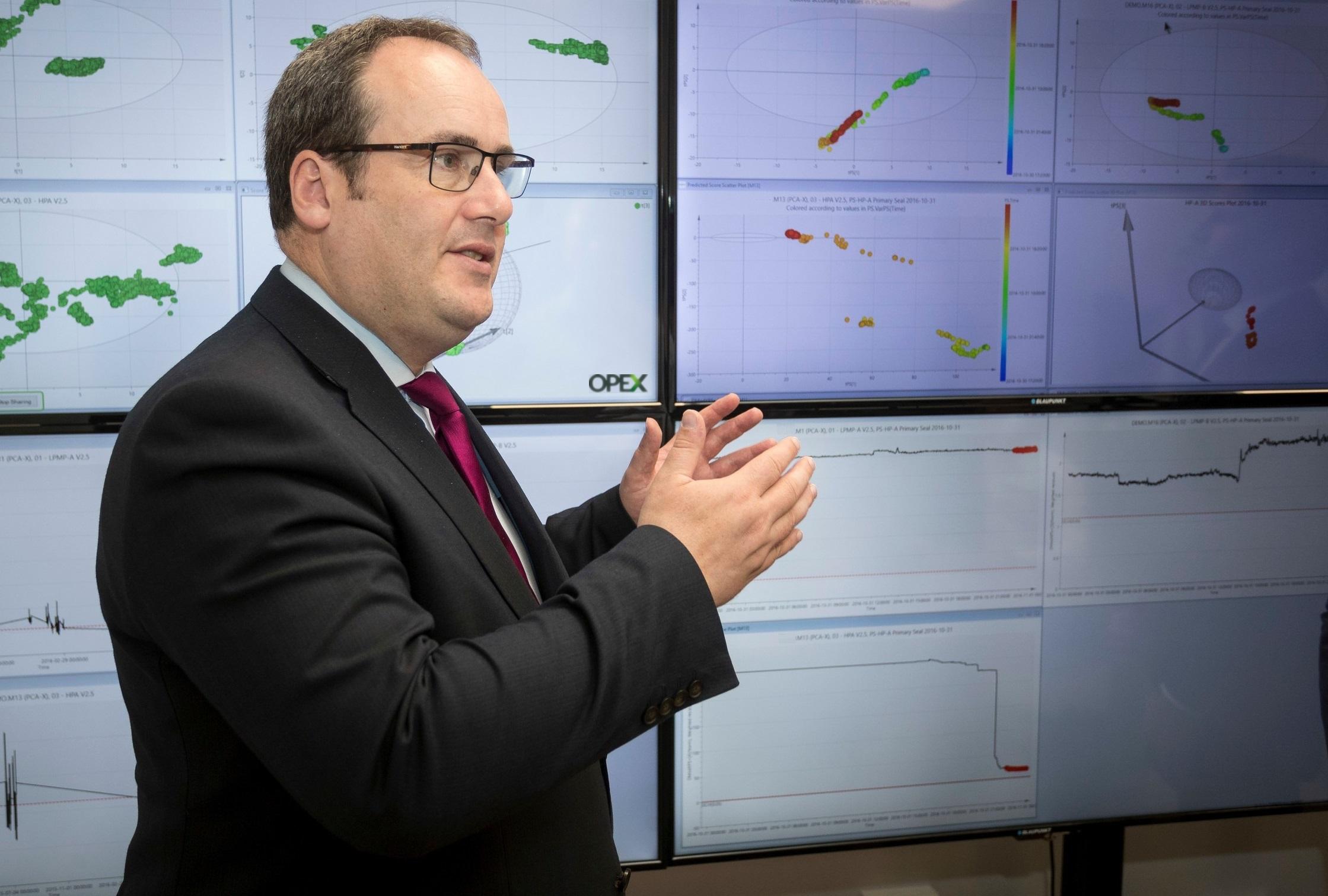 Focusing on oil & gas digital transformation