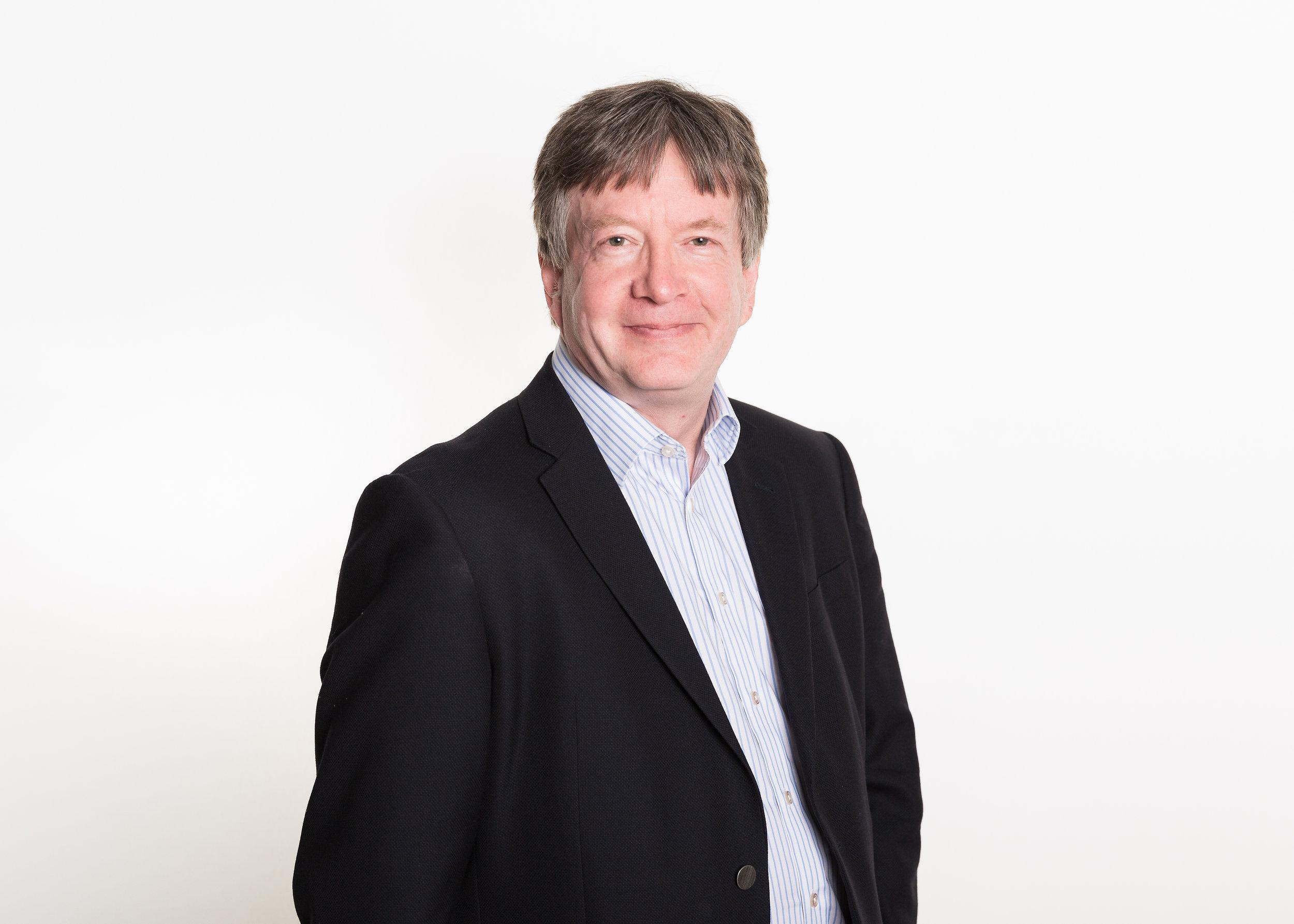 Colin Shearer, Principal Advisor - Predictive Solutions