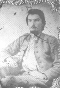 How the 27th would have appeared in their English uniforms. Pvt. James Bryan Wooten, Co. D 27th NC.