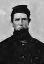 Calvin Spurgeon, Co. I, 1863