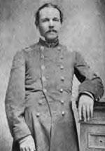 Major William Butterworth, Surg., 1863
