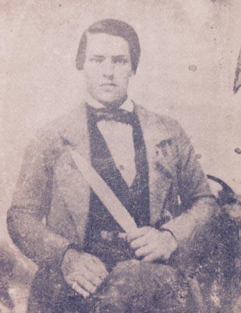 John Rutter Stafford, Co. I, 36th Virginia
