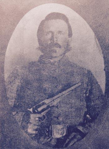 Lt. John Mason Williams, Co. H, 36th Virginia