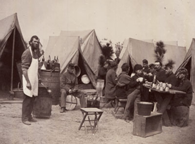 'Field Music' of the 3rd New Hampshire Infantry. (30)