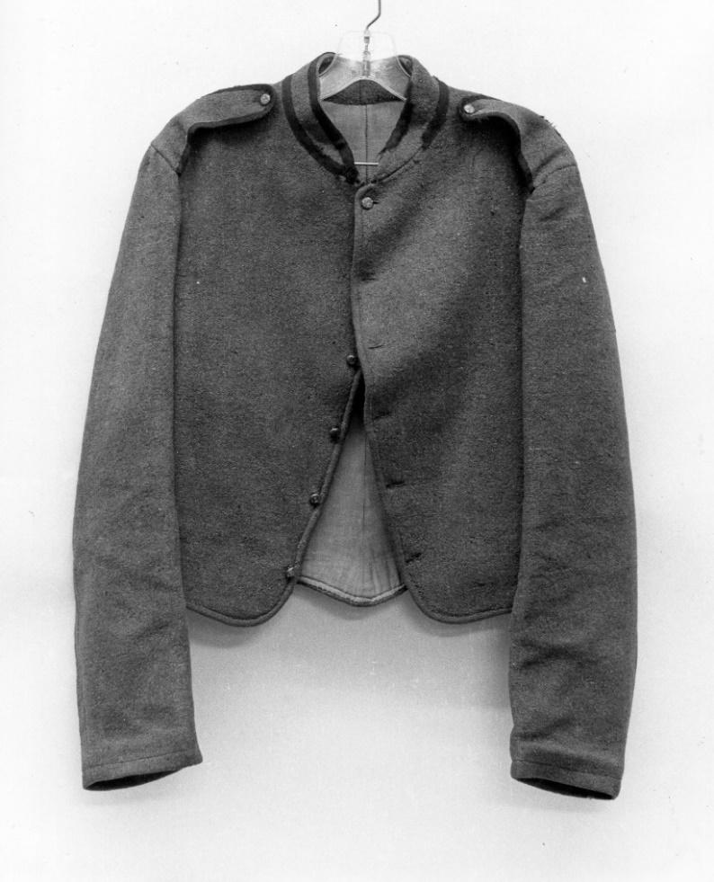 Figure 9 - Courtney Jenkins Jacket – Collection of American Civil War Museum, Richmond VA