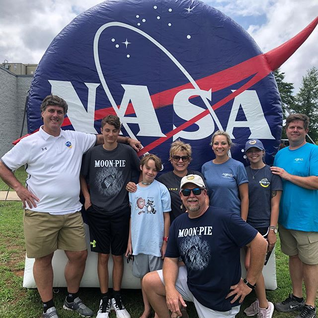 Team MoonPie does Marshall Space Center!