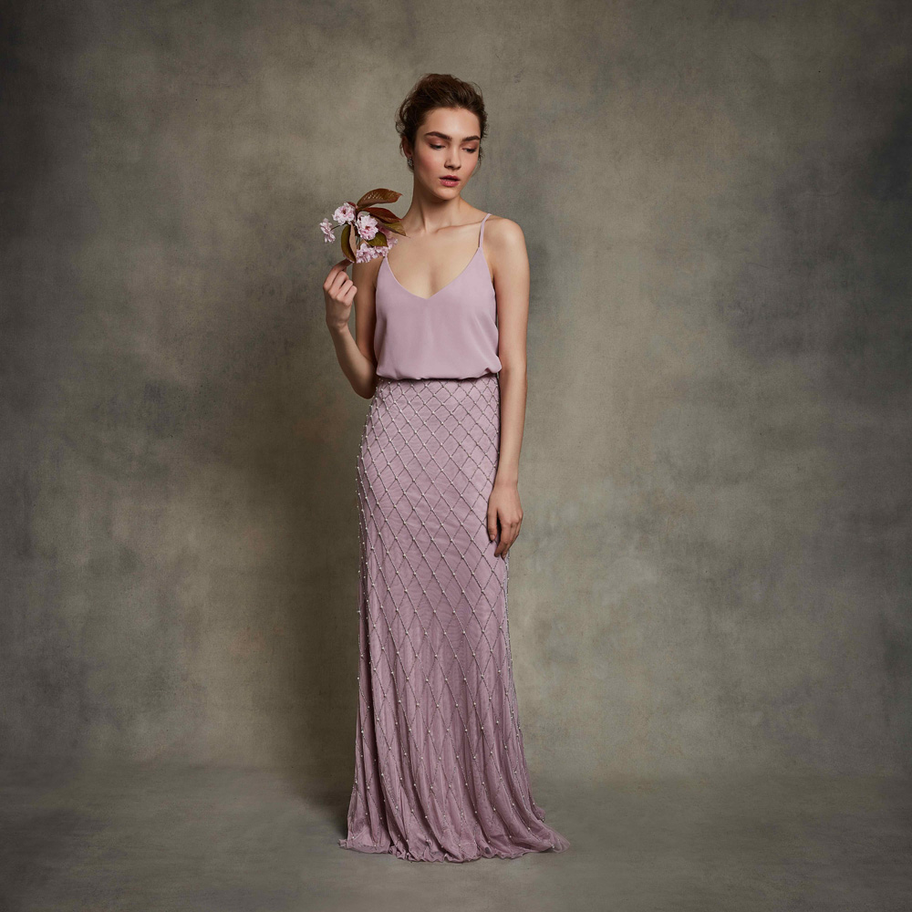 Lyra Skirt and Kyla Camisole in Pink.jpg