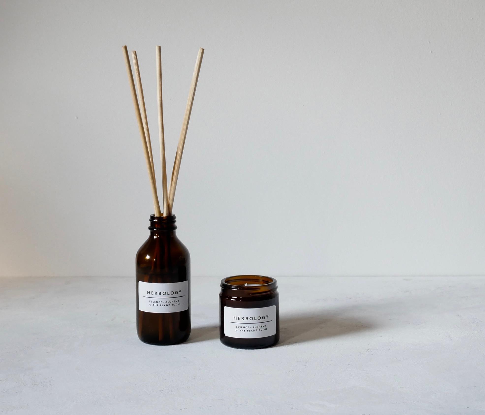 Herbology Branding -  The Archipelago