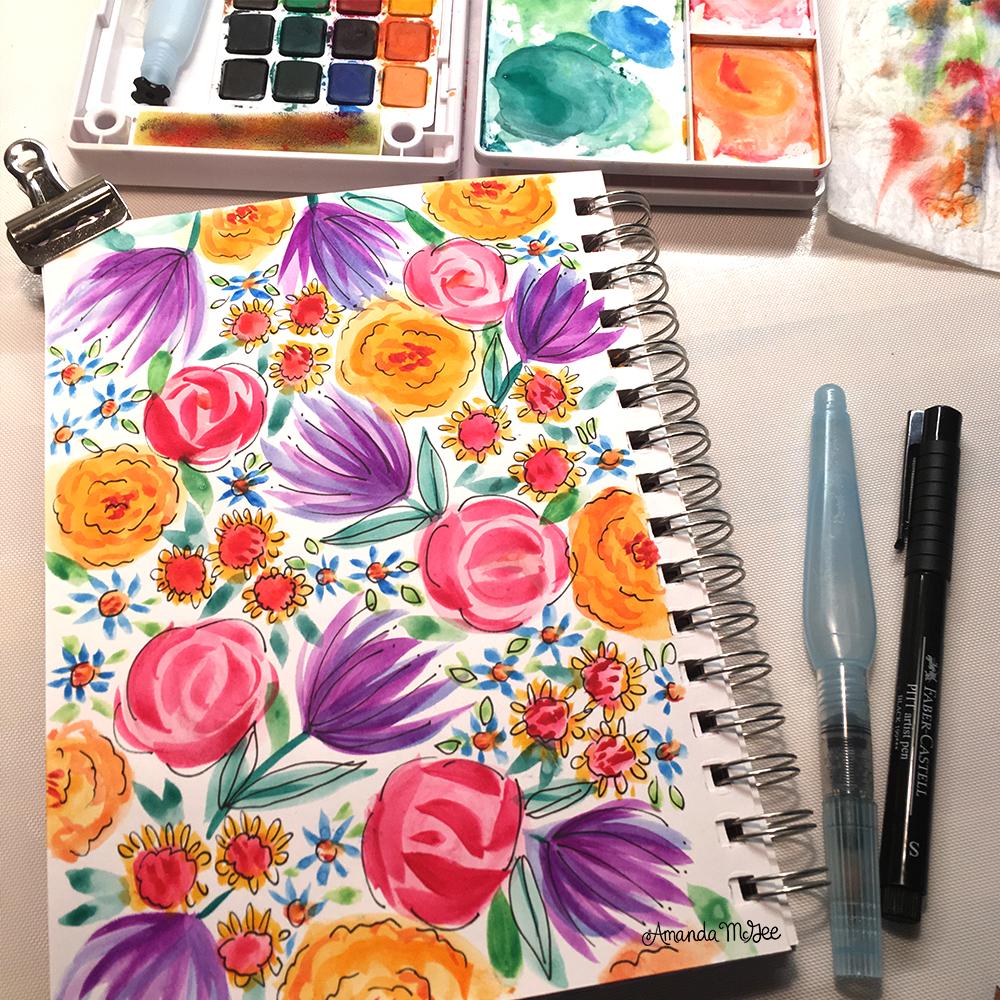 AmandaMcGee_Sketchbook_SpringFloral.jpg