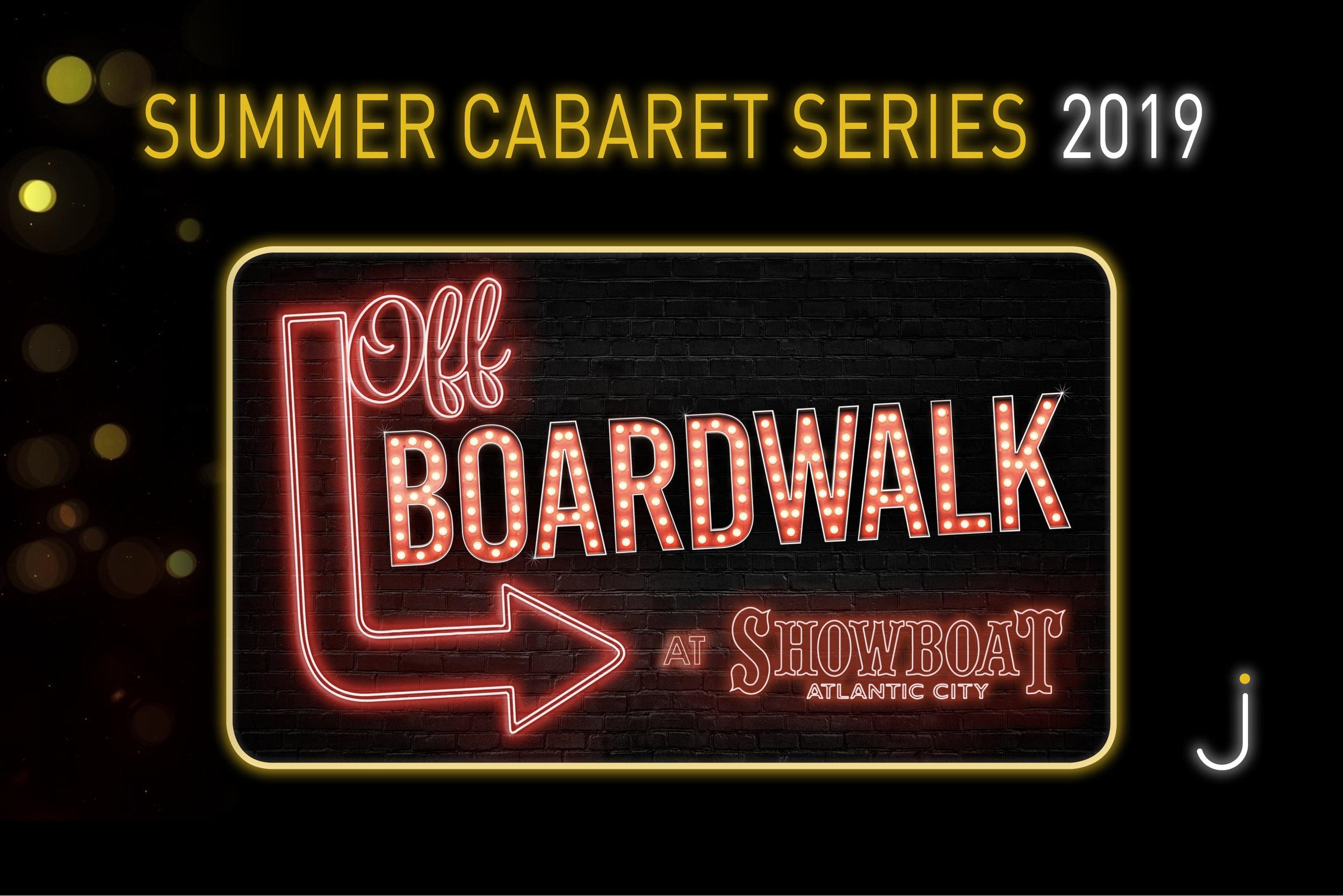 Friday nights July 5 - August 30 at Showboat Atlantic City