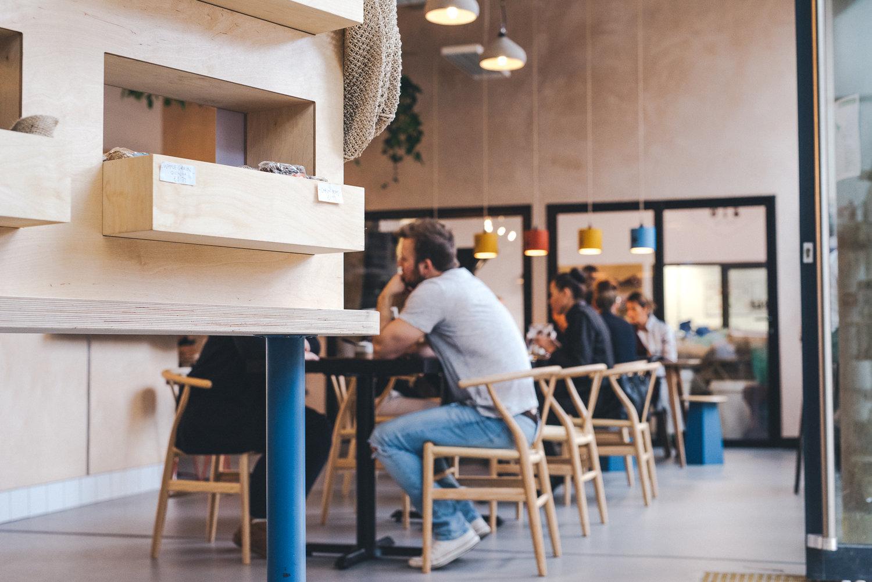 Commercial Interiors Portfolio Re Vive