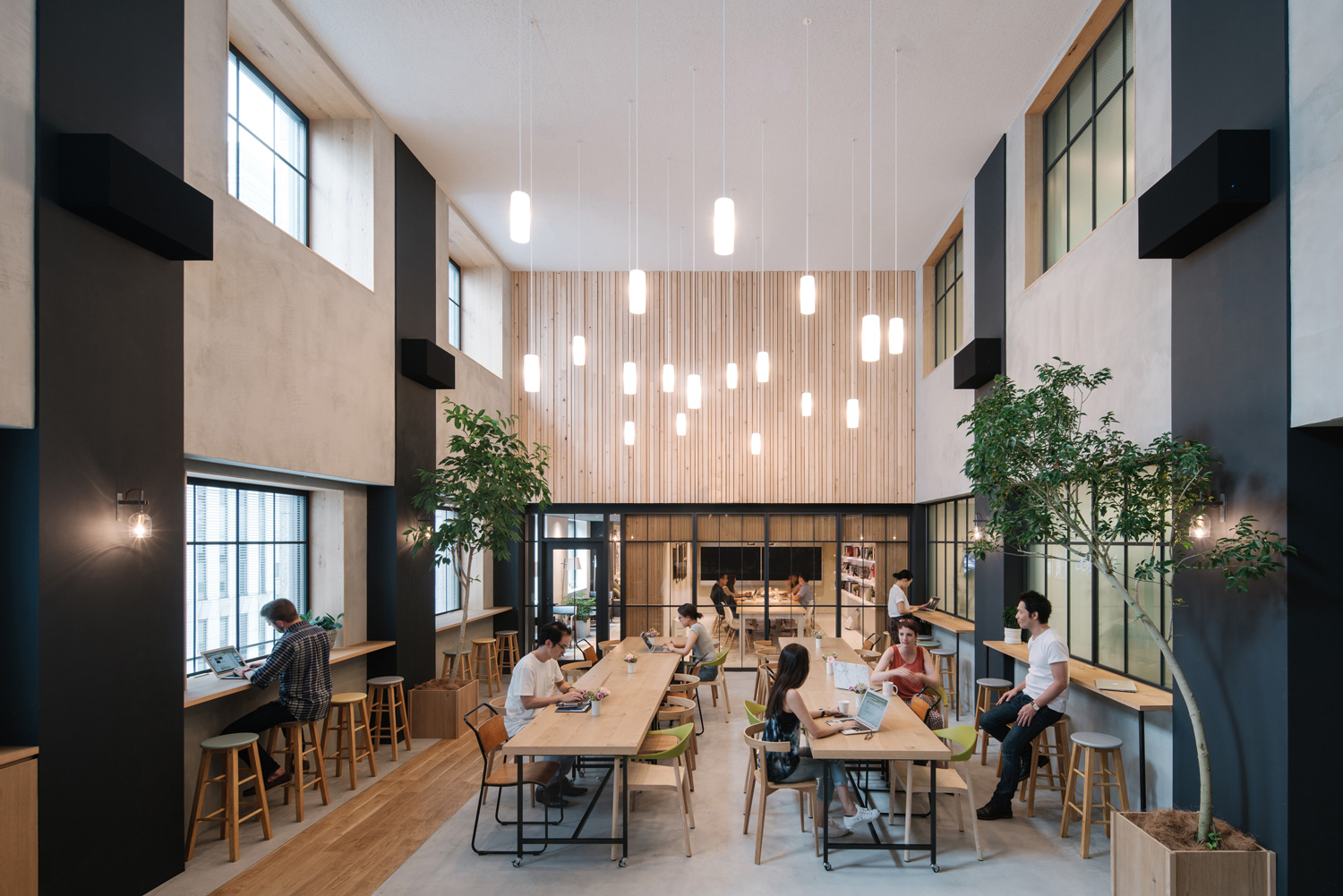 AIRBNB HQ IN TOKYO |  image source: Yellowtrace