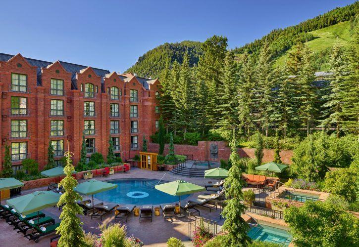 Courtesy of the St. Regis Aspen Hotel