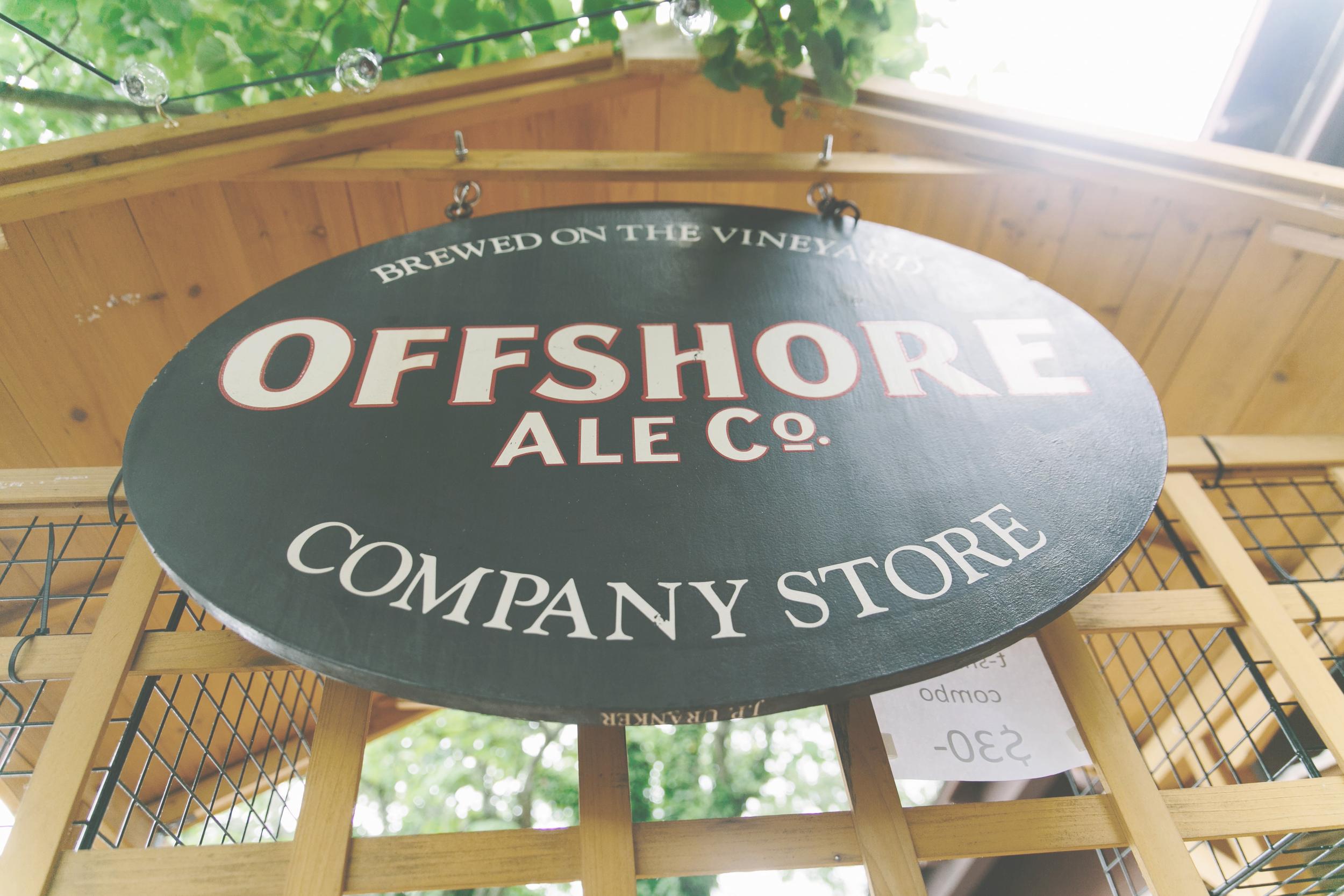 Offshore Ale Company in Oak Bluffs