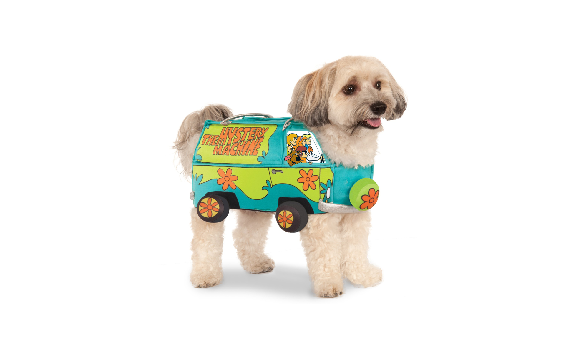Scooby Doo Dog Costume on Amazon
