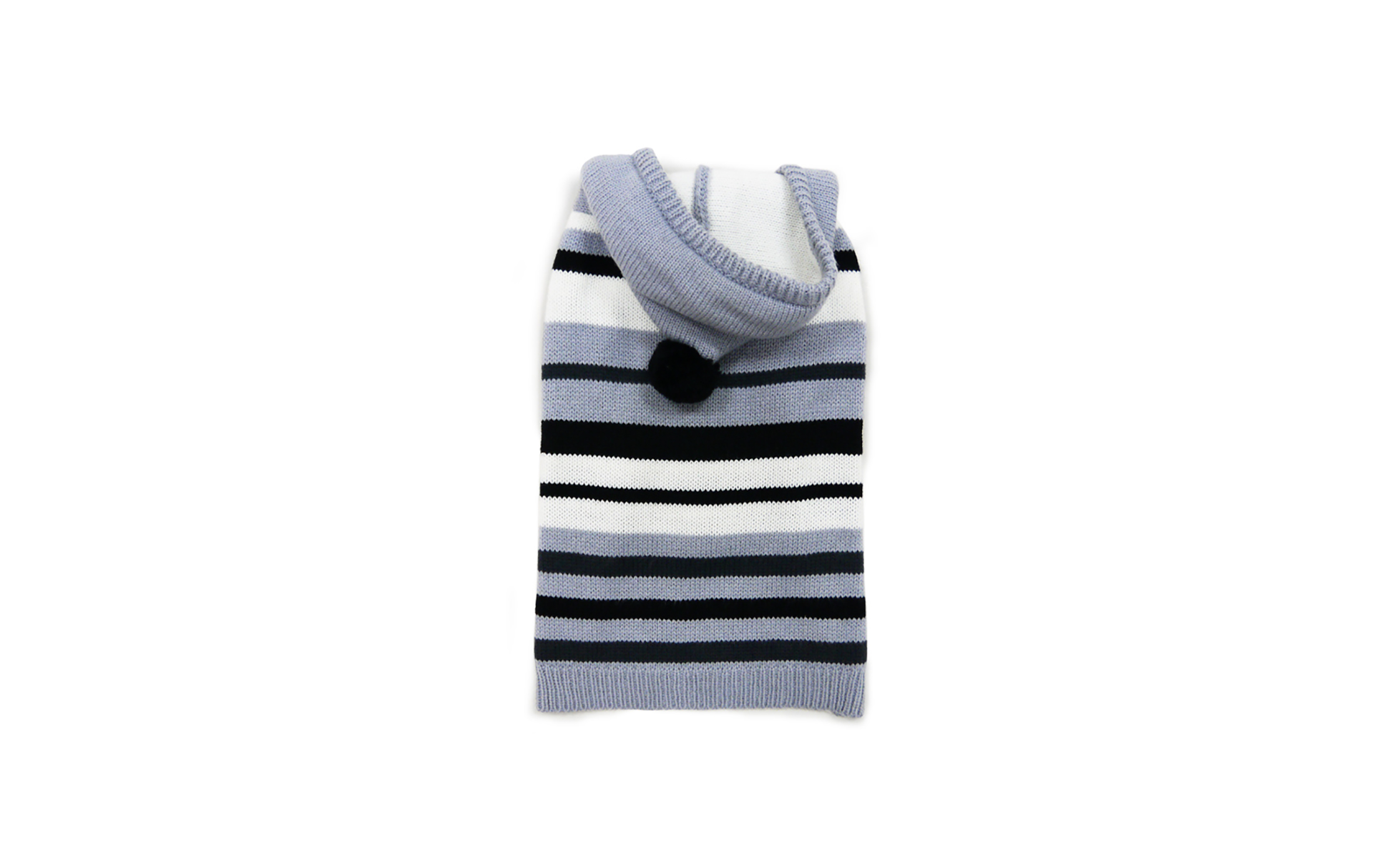 Uneven Stripes Sweater by Dogo