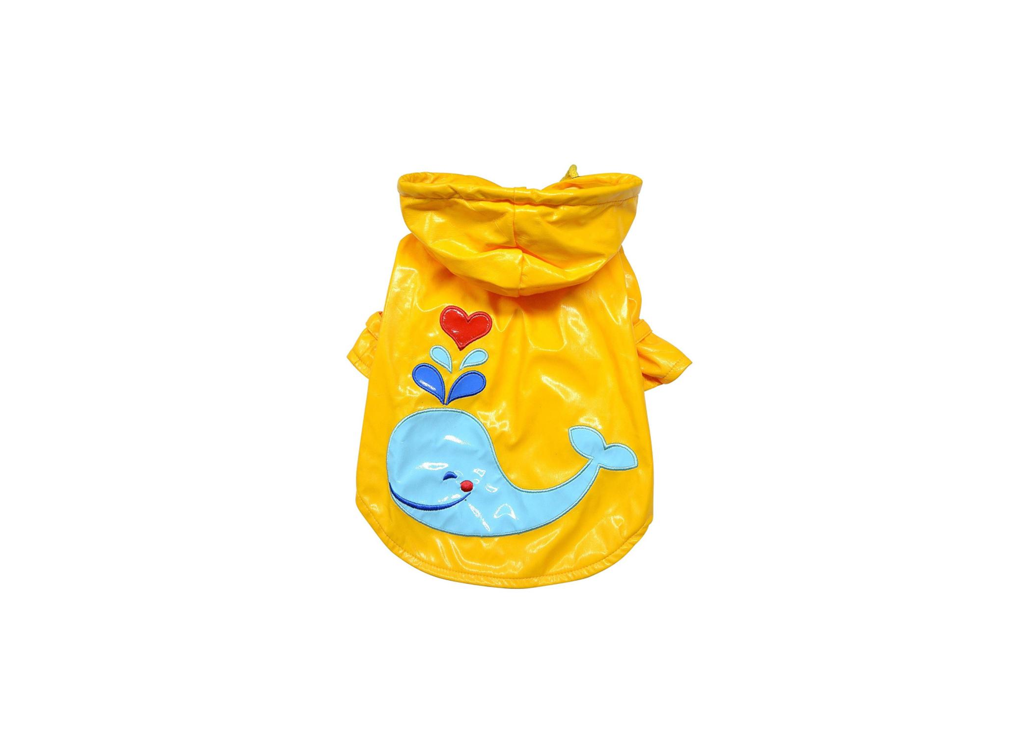 Klippo Raincoat with Whale