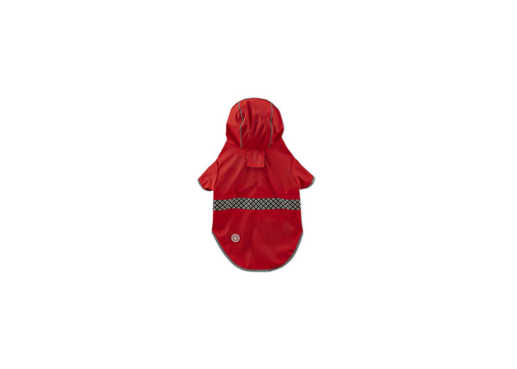 Good2Go Reversible Raincoat in Red