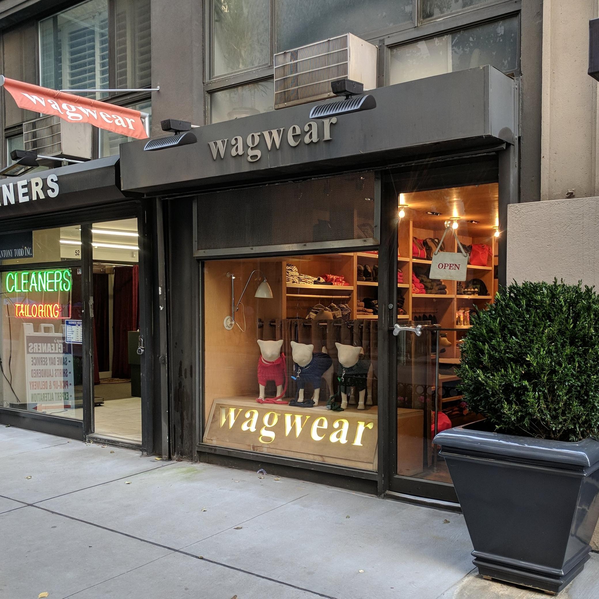 WagWear:  Best Dog Stores in NYC