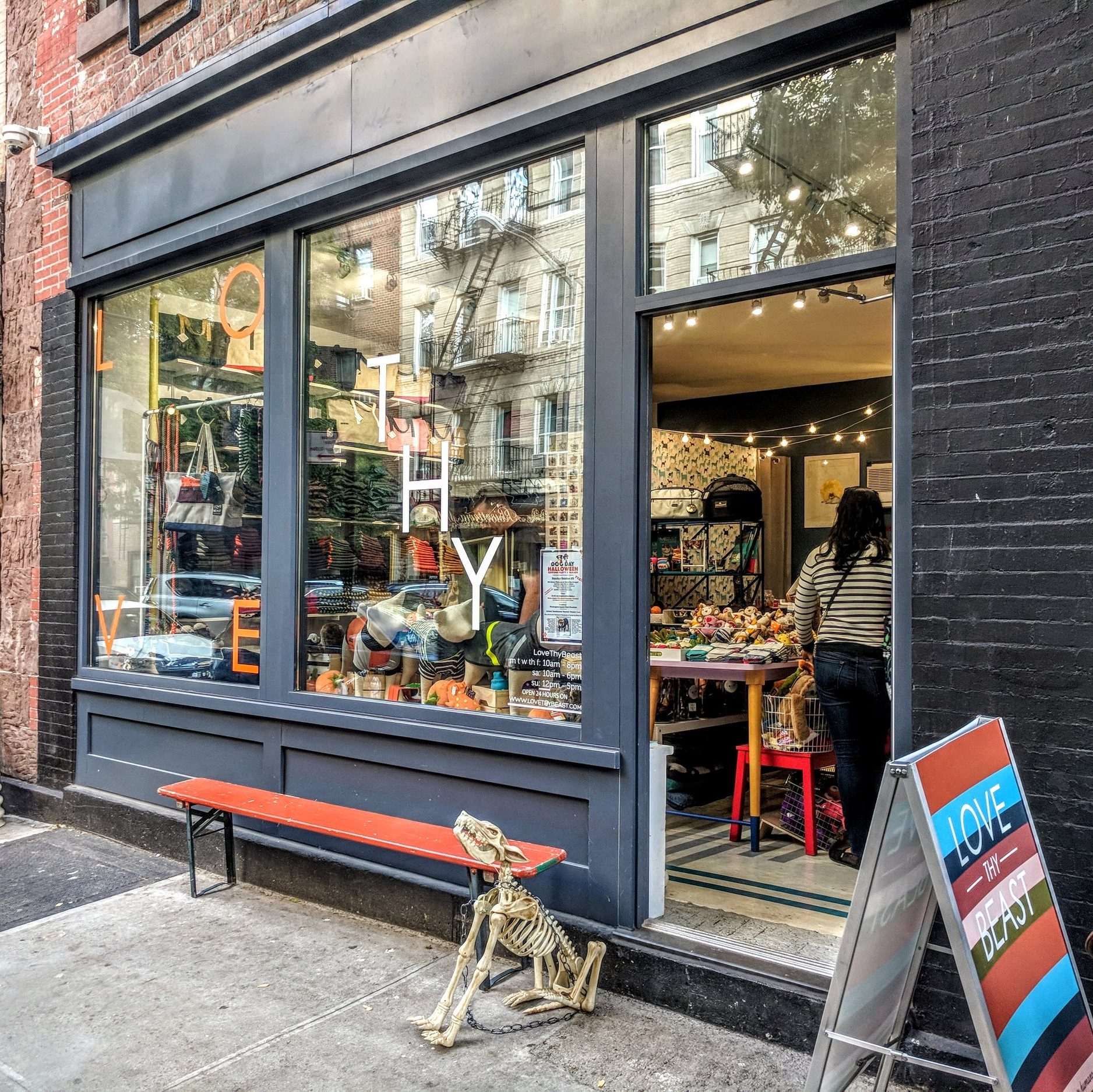 Love Thy Beast:  Best Dog Stores in NYC