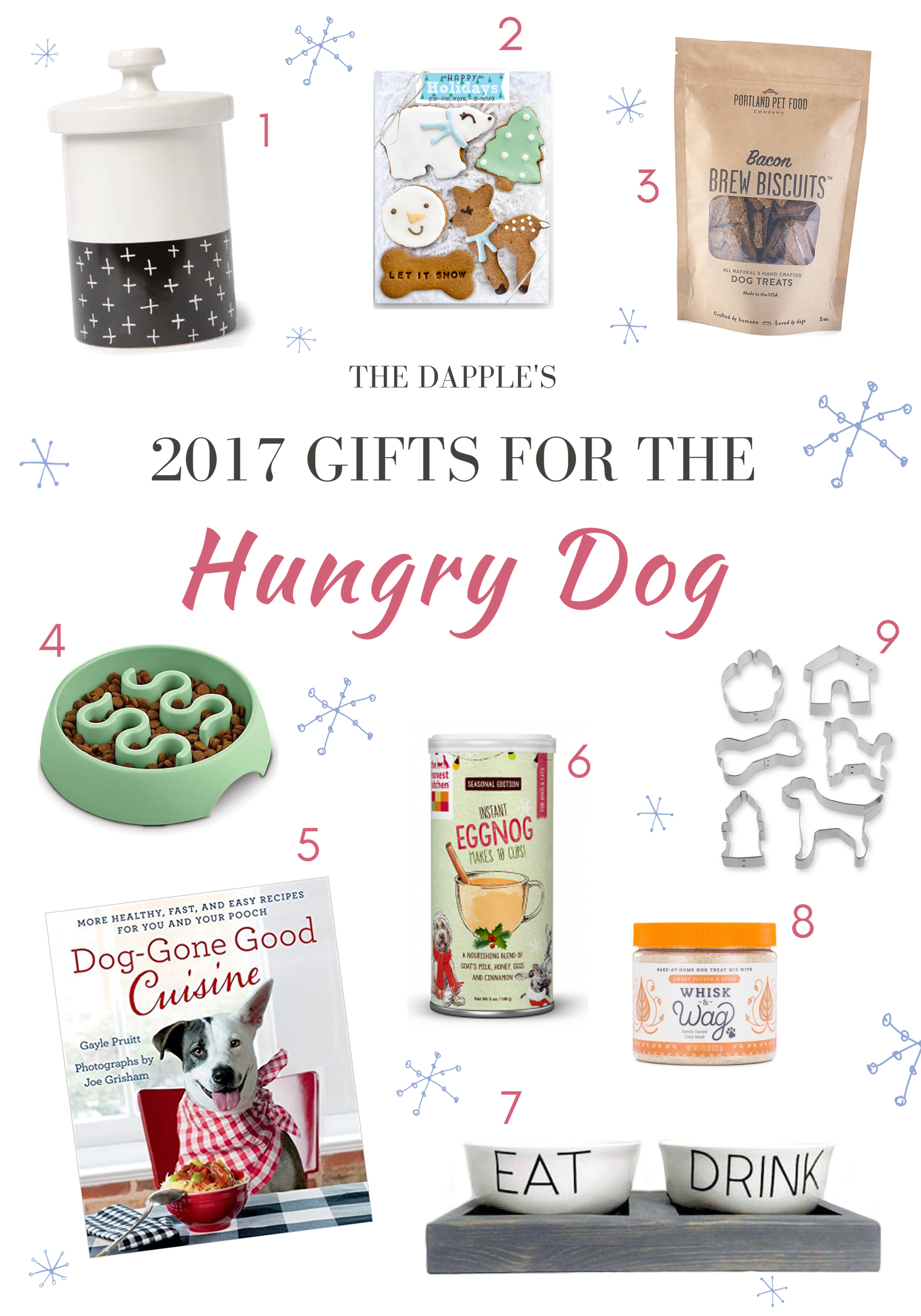 The Best Gifts for Hungry Dogs