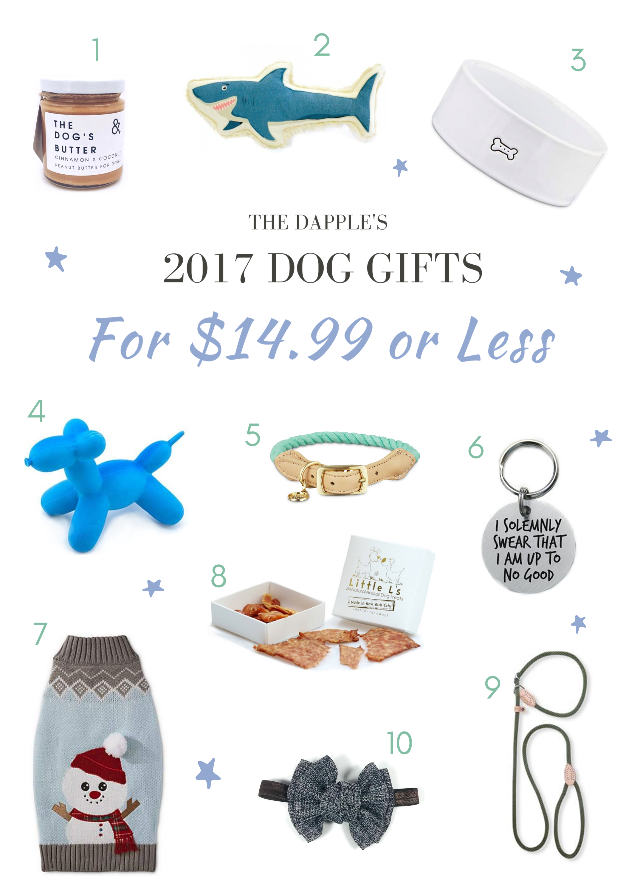 The Best Budget Gifts for Dogs