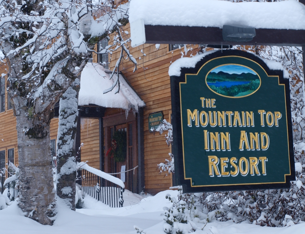 Photo courtesy of The Mountain Top Inn and Resort