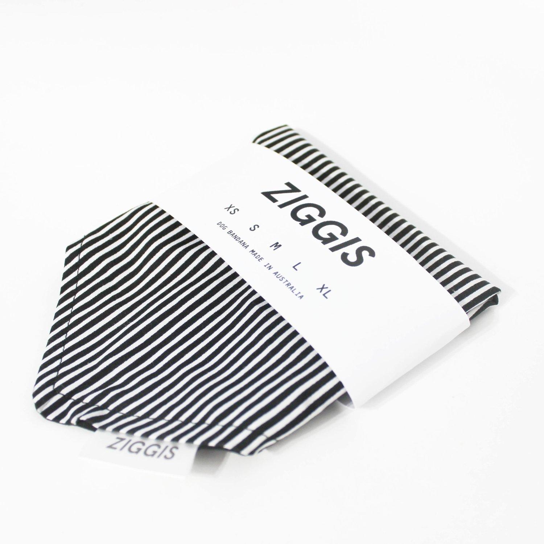 Ziggis Perfect Striped Bandana
