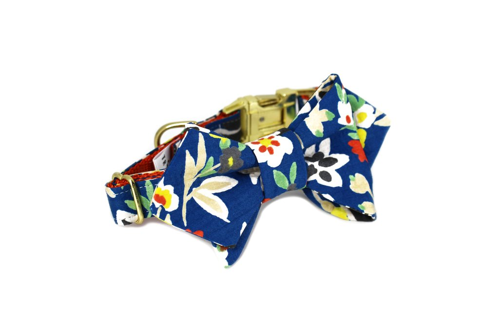 The Lola bow tie from TRAX TIES
