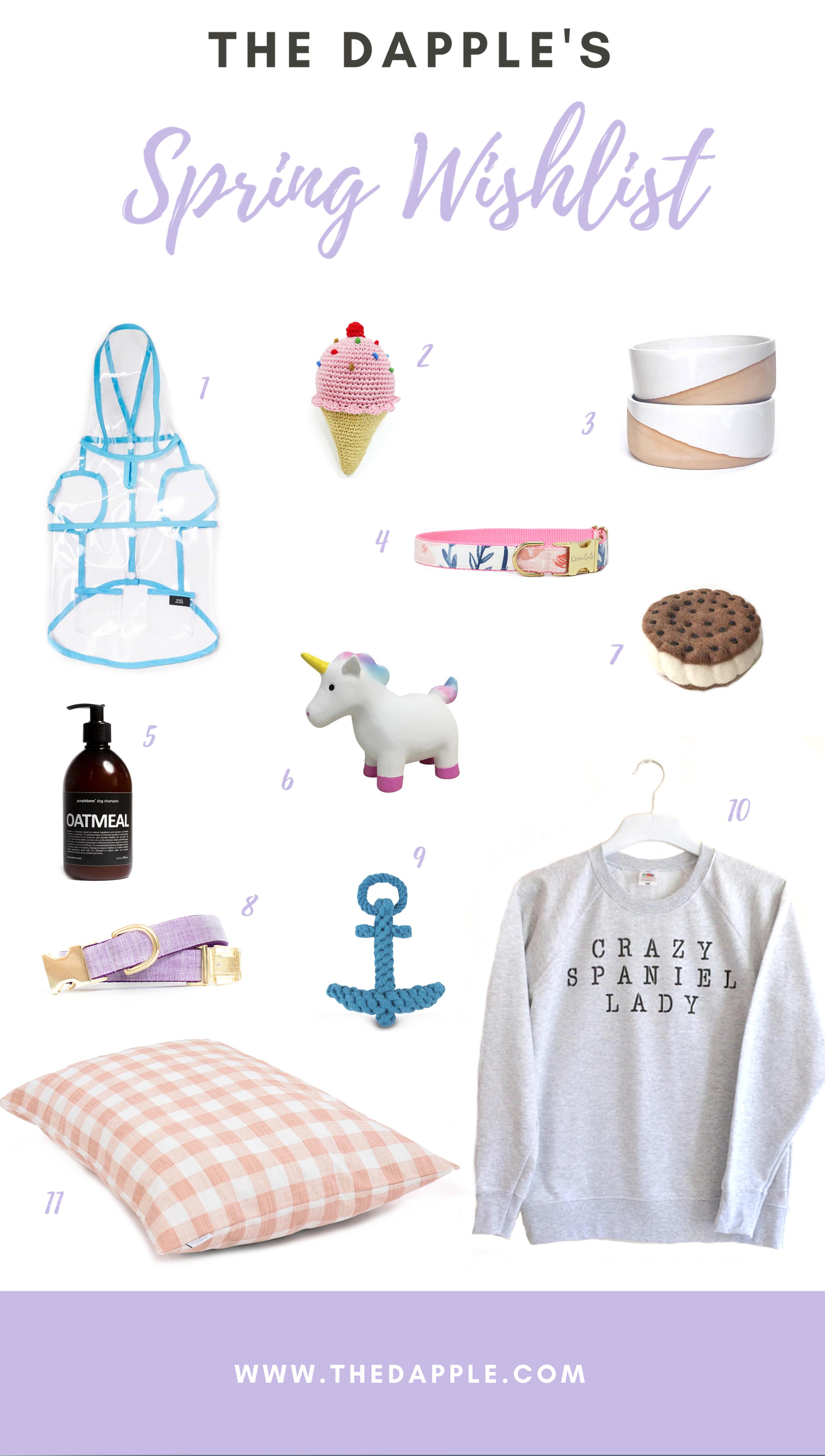 Shopping for Spring