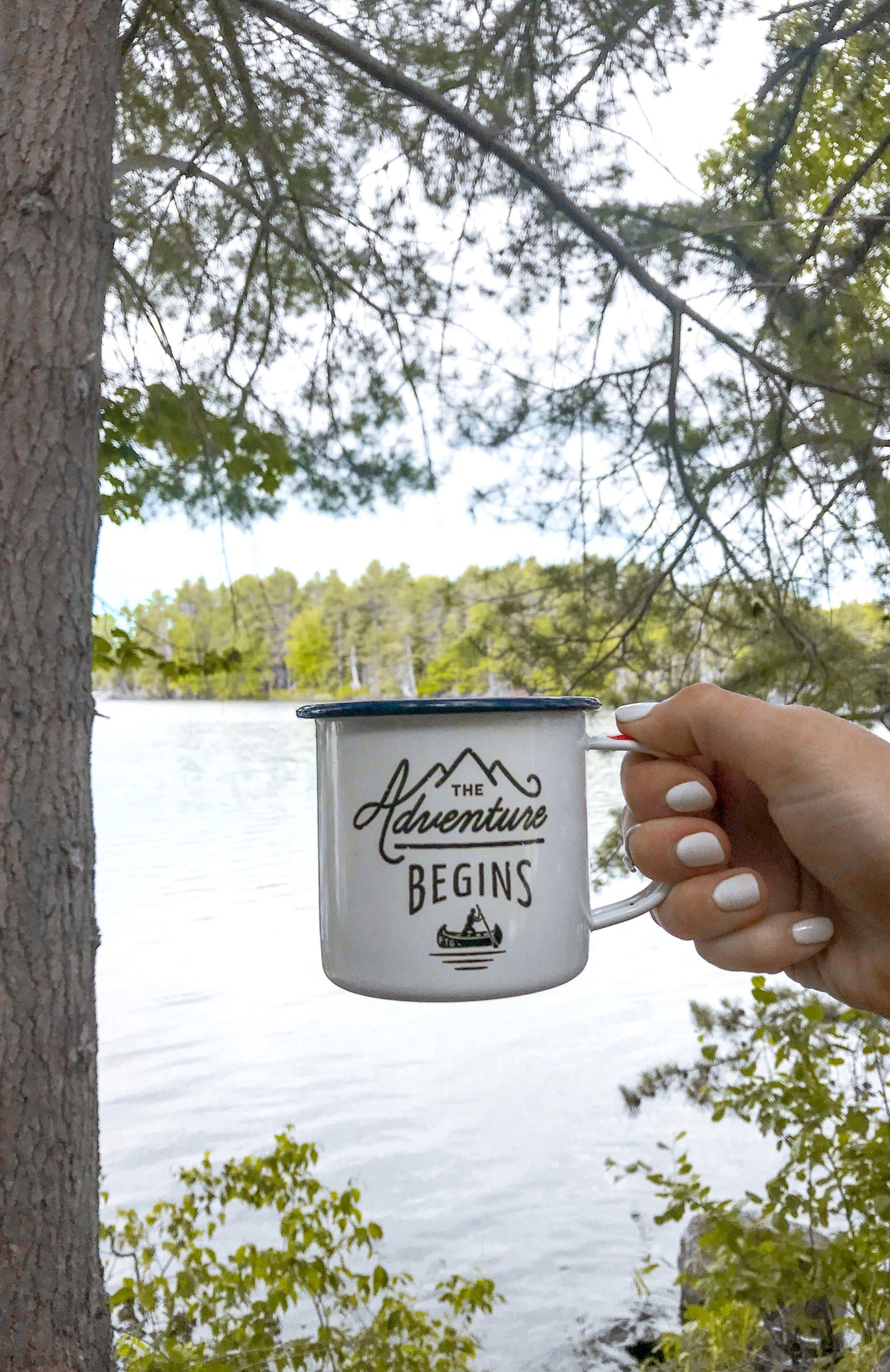 Because coffee goes everywhere we go...