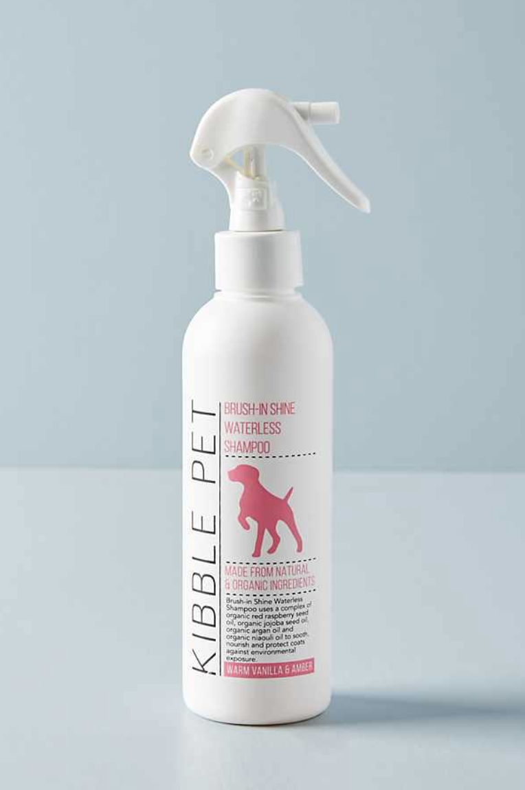 Vanilla Kibble Pet Dry Shampoo - The Best New Dog Items at Anthropologie